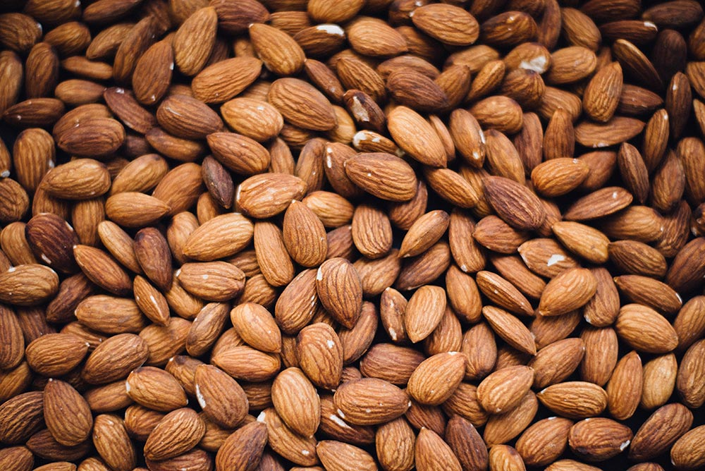Nuts are one of the only foods in the world that you could survive solely on