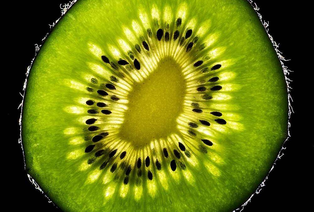 Here's why eating a Kiwi before bed can help you sleep