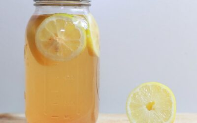 Benefits of drinking hot lemon in the morning