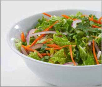 Reset food recipe Asian Cabbage Salad