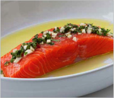 Reset food recipe Baked Salmon