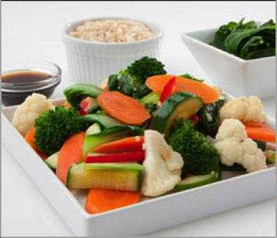 Reset food recipe Asian Stir-Fry