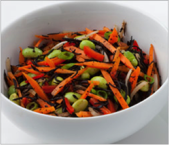 Reset food recipe Carrot-Seaweed Medley