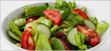 Reset food recipe Greek Salad