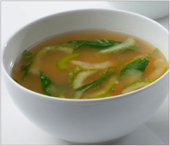 Reset food recipe hearty Vegetable-Miso Soup