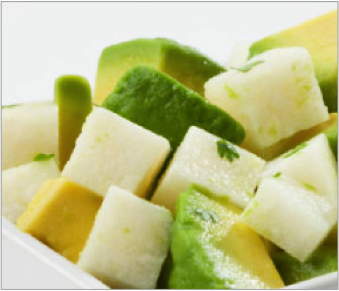 Reset food recipe Jicama-Avocado Salad