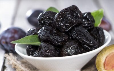 Eat prunes to build muscle and ease workout soreness