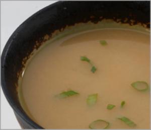 Reset food recipe Miso Soup