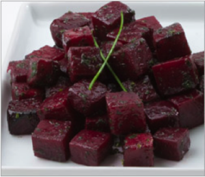 Reset food recipe Mediterranean Roasted Beets
