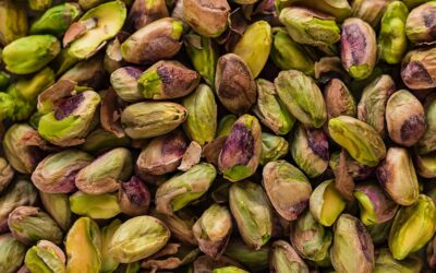 The benefits of eating Pistachios