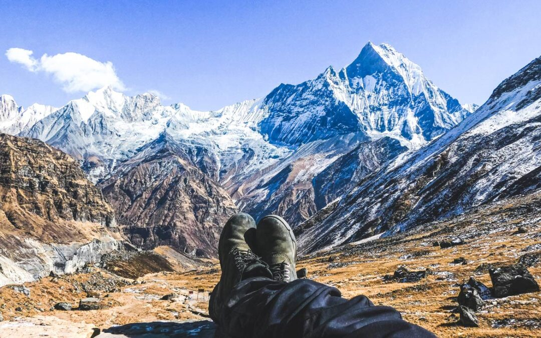 Travel backpack and trekking boots recommendation
