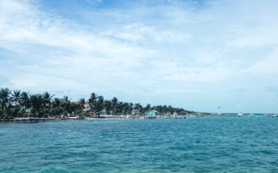 Travelling Caye Caulker the tropical paradise