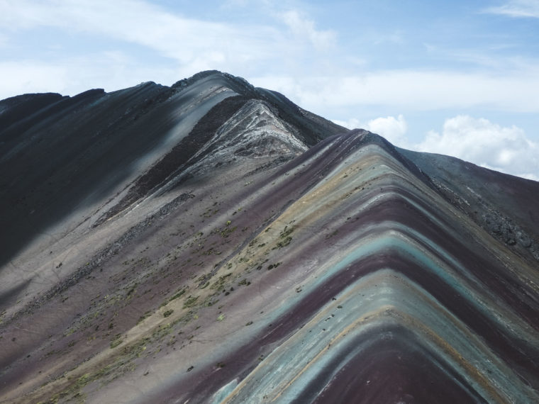 Rainbow Mountain the greatest one day trek on earth