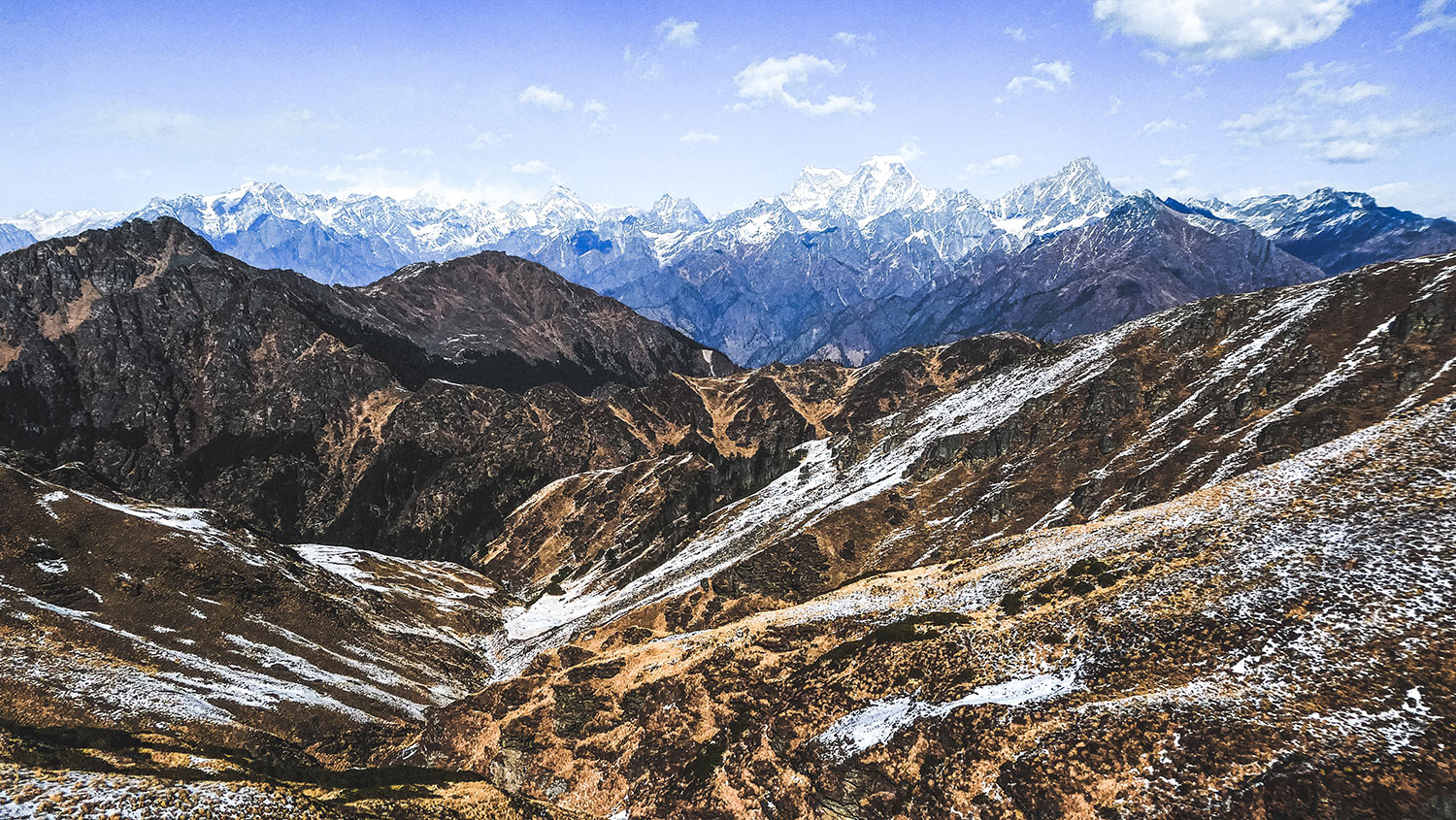 The best Himalayan travel adventure on earth: 3 day Kuari Pass Trek