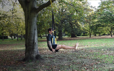 TRX exercise for abs