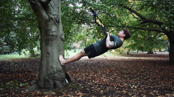 TRX strength training tips and advice