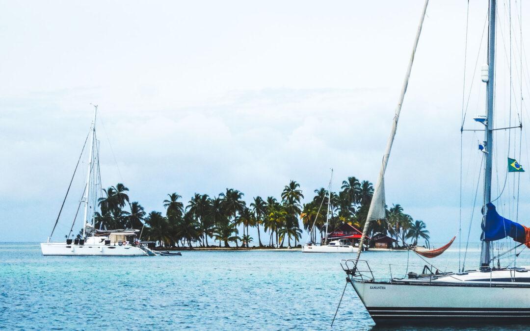 Sailing San Blas Islands the epic 5 day sea adventure