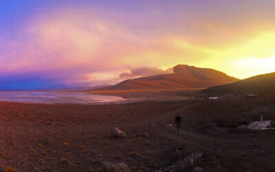 Here's the magic of backpacking San Pedro de Atacama