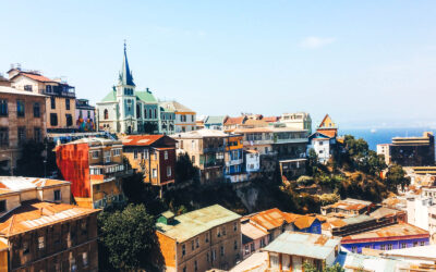 Travelling Valparaiso? Here's why there's no place like it
