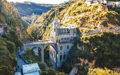 How to see The Las Lajas Sanctuary of Ipiales