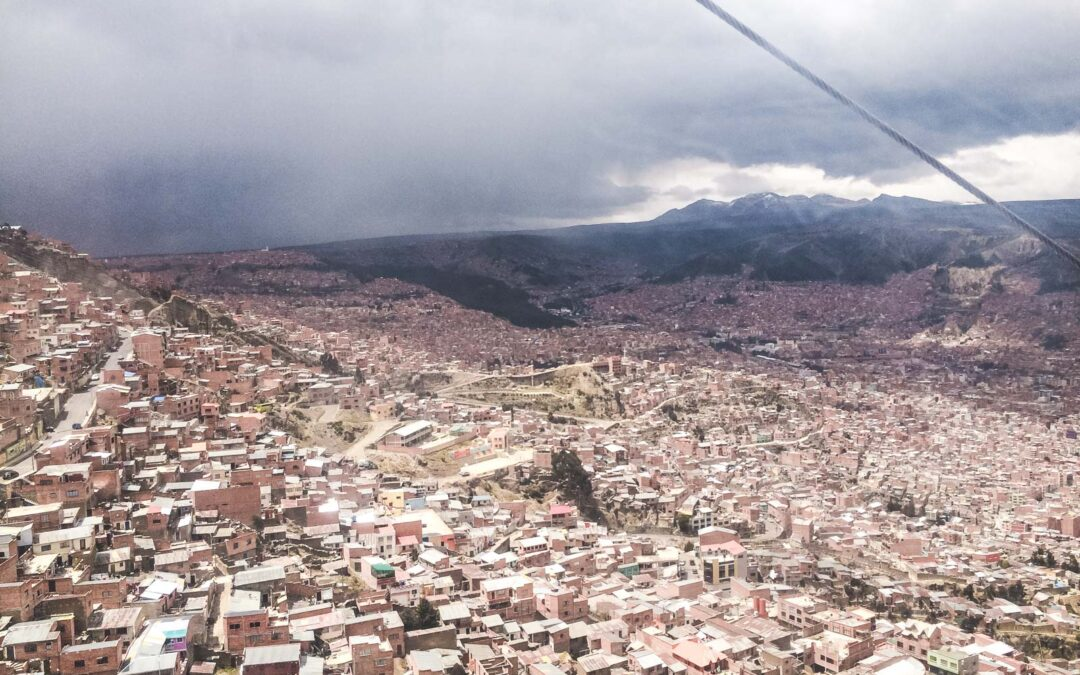 Advice on what to prepare for backpacking La Paz