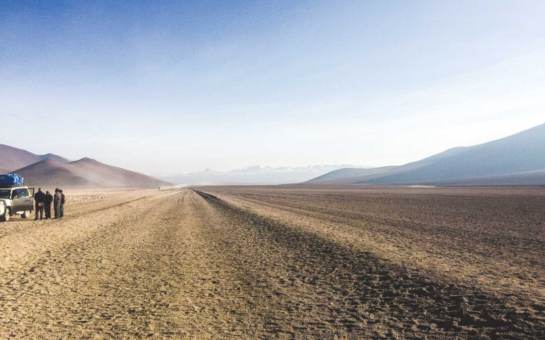 What to expect backpacking Uyuni with advice and tips