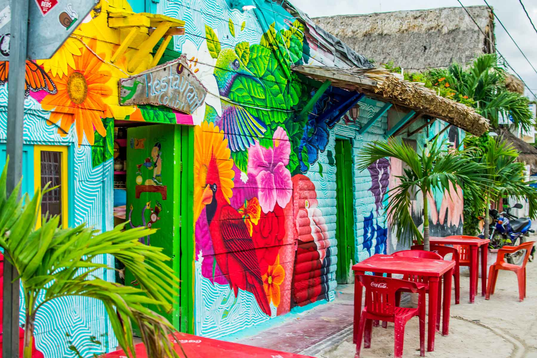 8 cafes for digi nomads travelling Holbox