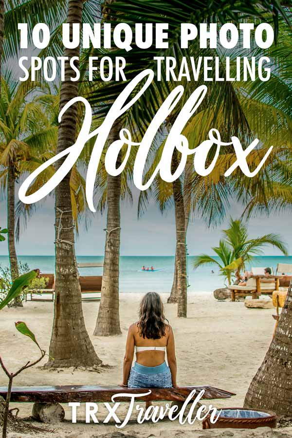 10 unique photo spots for travelling Holbox