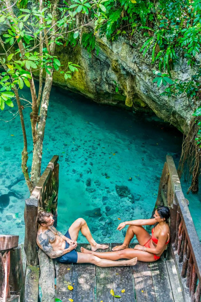 10 incredible cenotes to visit when travelling Mexico