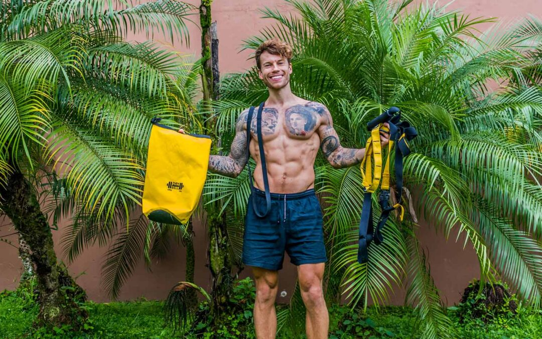 The 16 best starting TRX exercises guide with video technique