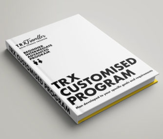 CUSTOMISED TRX PROGRAMS AND WORKOUT PLANS