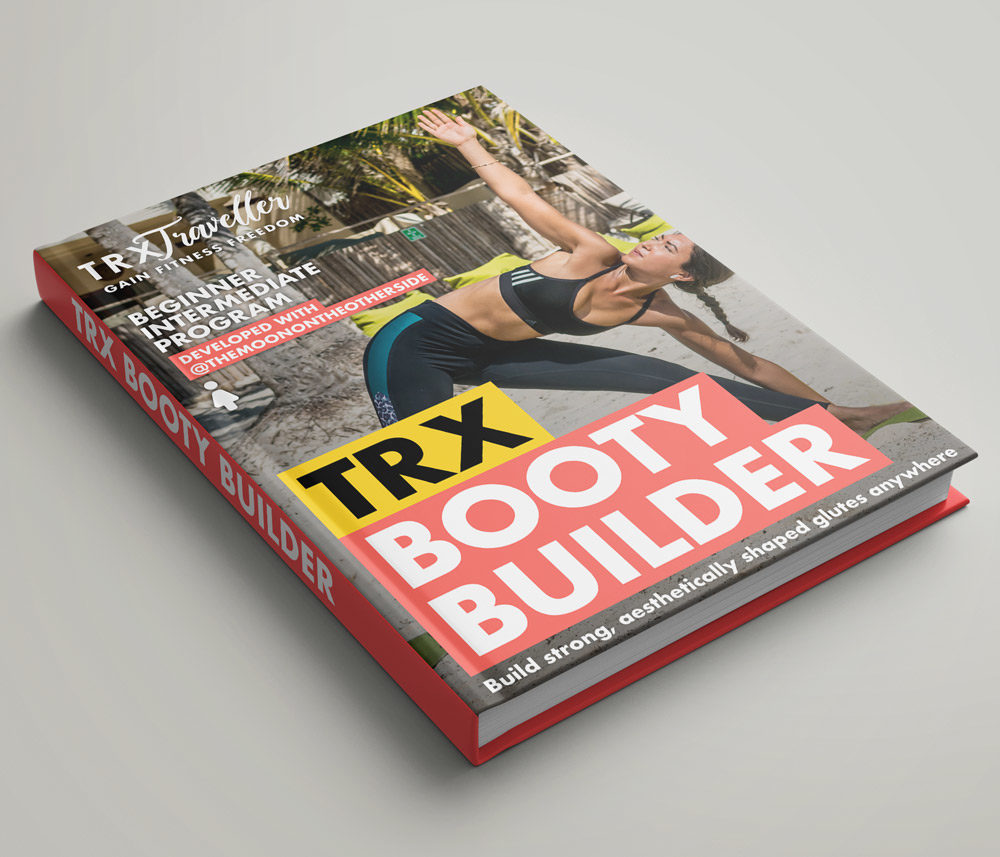 TRX GLUTE BOOTY WORKOUT PLAN AND EXERCISES