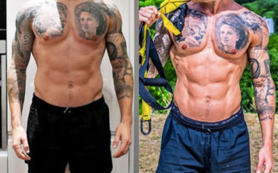 TRX Transformation 10 years gym go'er to 5+ years TRX'er here's what's changed