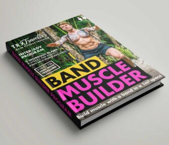 RESISTANCE BAND MUSCLE BUILDER Program Workout Plan and Exercises