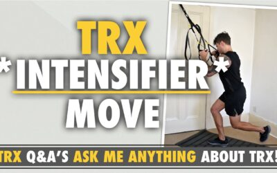 A TRX **INTENSIFIER** and how to apply it