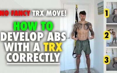 The only 3 TRX core exercises you need and how/when to do them