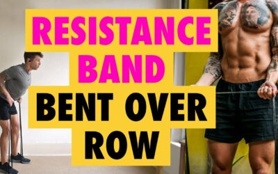 How to do a Resistance Band Biceps Hammer Curl for arm width