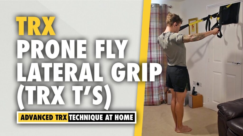 How to do TRX T's for ROUNDER shoulder gains