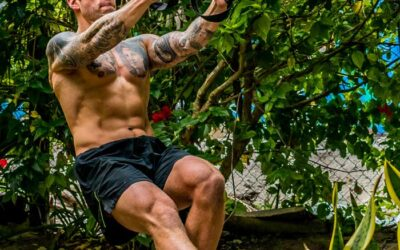Mental Health – 1 routine I do with TRX Training for it