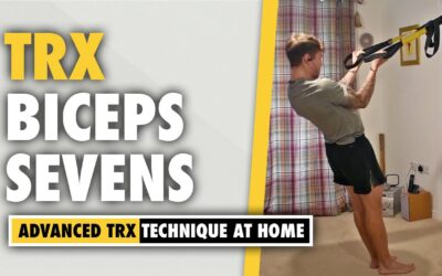 Bicep Sevens *INTENSIVE* TRX arms exercise