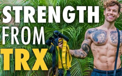Shocking STRENGTH Gains From TRX Only Training