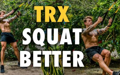 STOP Using Gravity to TRX Squat