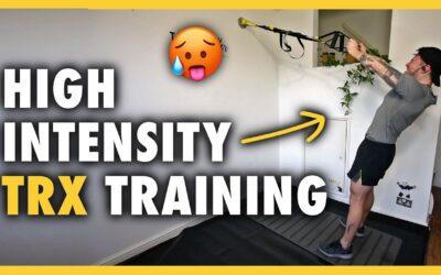 ADV Instructional TRX Workout – 6 Exercises Full Body