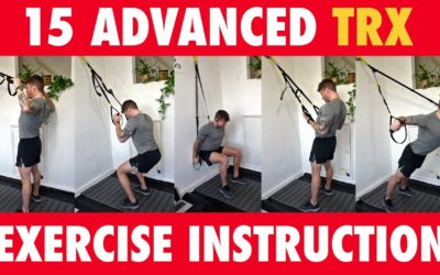 15 TRX Exercises to Failure for Muscle Growth