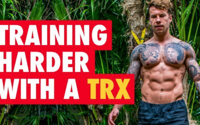 How to Train Harder with TRX Workouts for Muscle Growth