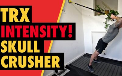 Intense TRX Skull Crushers to Grow Triceps
