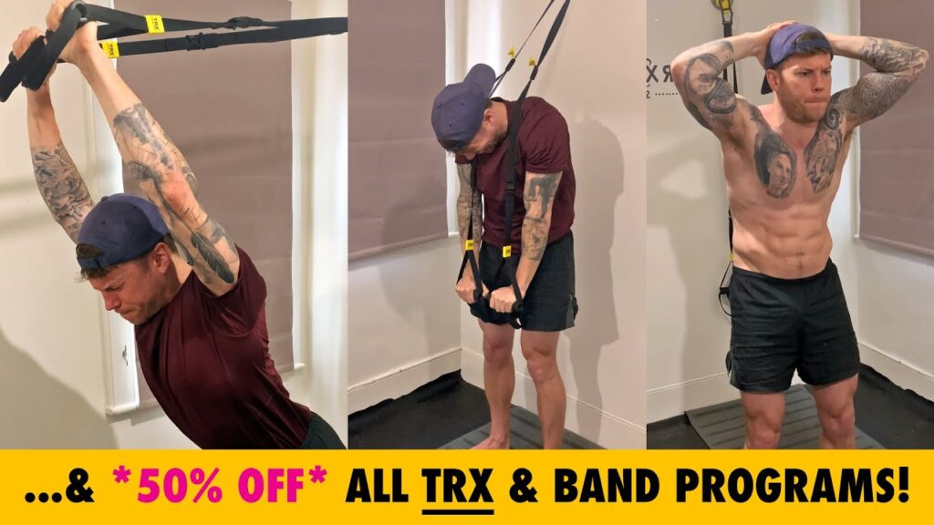 1 TRX abs exercise for the rest of my life? TRX Supermans