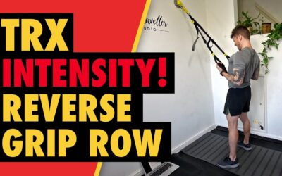 TRX Reverse Grip Row to Build Back Muscles