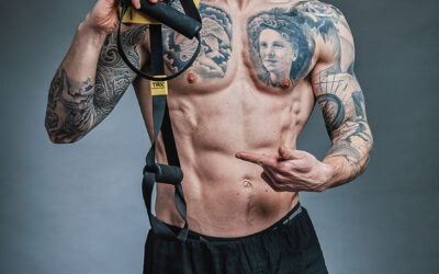 Mastering these 4 skill areas with TRX muscle-centric exercise, helped me to greatly develop a body I feel more internally connected to and externally grateful for